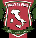 Tony's New York Pizza Logo