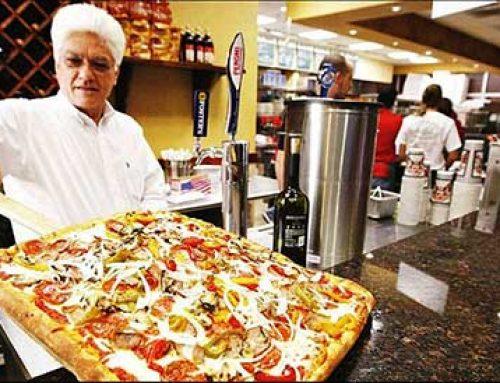 Tony Serves up a Sicilian Pie